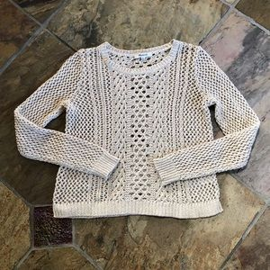 🍃💕NWOT Madewell 100% Cotton Pullover Sweater